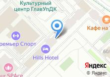 Компания «Дизайн-студия Артёма Ткачука» на карте