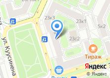 Компания «Колониальный интерьер» на карте