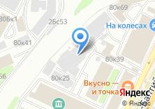Компания «IQB Group» на карте