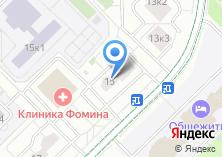 Компания «Центр АРД» на карте