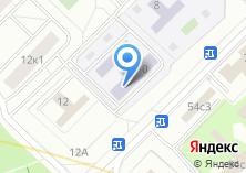 Компания «Средняя общеобразовательная школа №1118» на карте