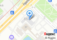 Компания «Any light» на карте