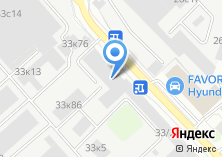 Компания «Мака-Мед» на карте