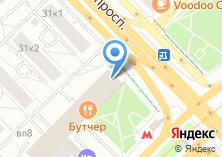 Компания «Дабор» на карте