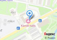 Компания «AESP» на карте