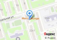 Компания «Магазин цветов на Октябрьской» на карте