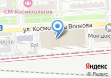 Компания «Magiabt.ru» на карте