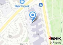 Компания «Санаторная школа-интернат №32» на карте