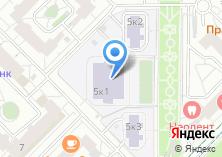 Компания «Центр образования №1448» на карте