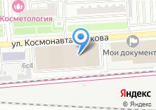 Компания «Матрас.ру» на карте