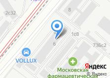Компания «ФК Интертрейд» на карте
