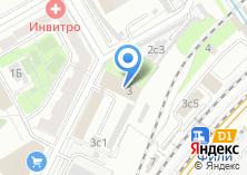 Компания «Стройжелезобетон» на карте