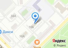Компания «Скан» на карте