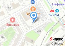 Компания «Металлика» на карте
