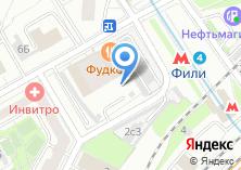 Компания «СитиКар» на карте