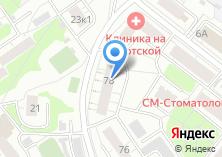 Компания «Мировые судьи района Сокол» на карте