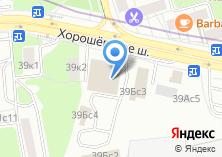 Компания «РусАкадемТранс» на карте