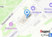 Компания «28 Специализированная пожарно-спасательная часть 27 пожарно-спасательного отряда ФПС по г. Москве» на карте