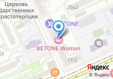 Компания «Айпроектор» на карте
