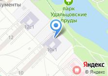 Компания «Детский сад №1853» на карте