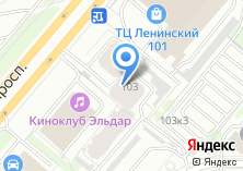 Компания «Строящийся жилой дом по ул. Ленинский проспект» на карте
