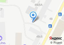 Компания «PRO SAD» на карте