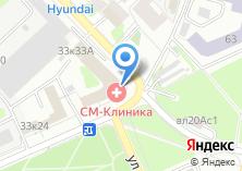 Компания «СМ-Пластика» на карте