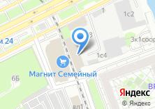 Компания «Жаар» на карте