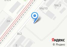Компания «Werzalit» на карте