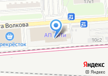 Компания «Иреком» на карте