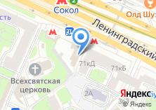 Компания «Пожарная часть №19» на карте