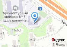 Компания «Кадетская школа №1702» на карте