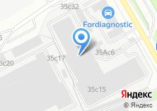 Компания «МДКОМ торговая компания» на карте
