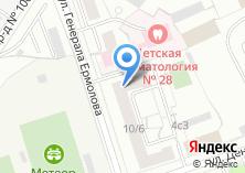 Компания «Викей» на карте