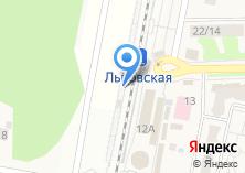 Компания «Львовская» на карте