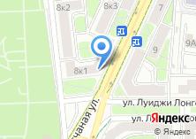 Компания «Оникс Капитал» на карте