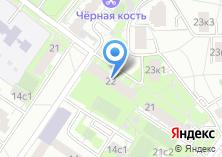 Компания «Крокус-АМ» на карте
