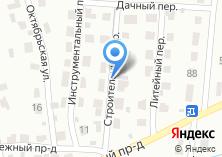 Компания «Санхаус» на карте