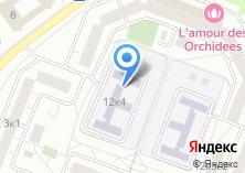 Компания «Детский сад №1052» на карте