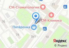 Компания «Русский Форт» на карте