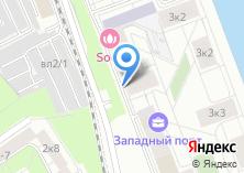 Компания «ASP Свет» на карте