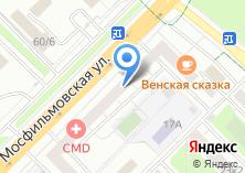 Компания «А-лайн» на карте
