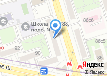 Компания «МКК Тандем-займ» на карте