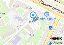 Компания «Магазин одежды на Песчаной» на карте