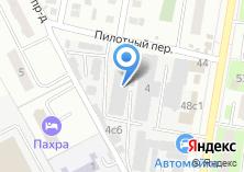 Компания «ПГР-Сервис» на карте