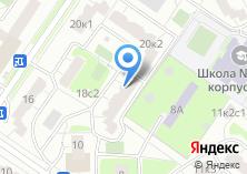 Компания «Созидание» на карте
