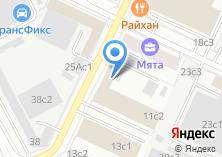 Компания «TransAgent» на карте