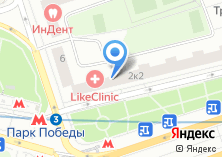 Компания «Медэлит» на карте