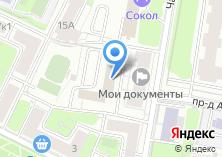 Компания «Ямаха Мотор Си-Ай-Эс» на карте