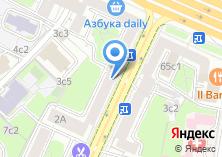 Компания «КБ РОСЭНЕРГОБАНК» на карте